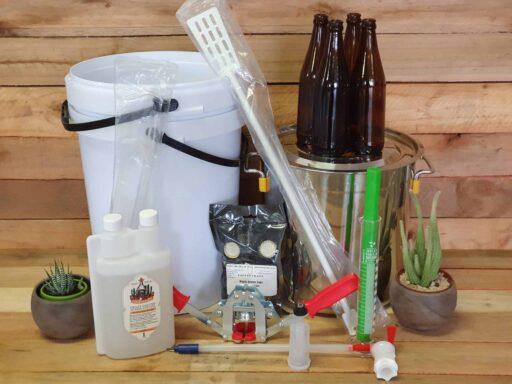 Cactus Craft - equipment starter kit - incl pot