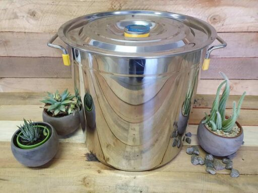 Pot - Stainlee Steel - 35cm - 2mm