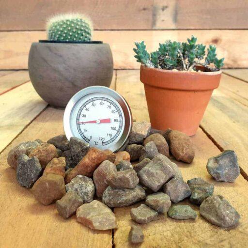 Bimetal Analog Thermometer