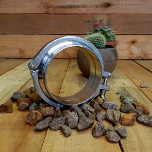 4-inch Tri-clover Clamp Kit