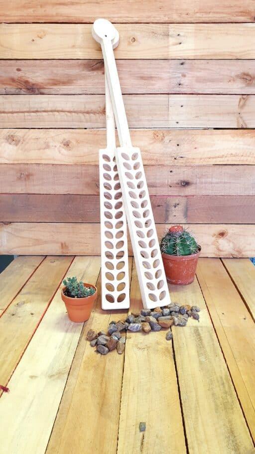 Wooden Mash Paddle