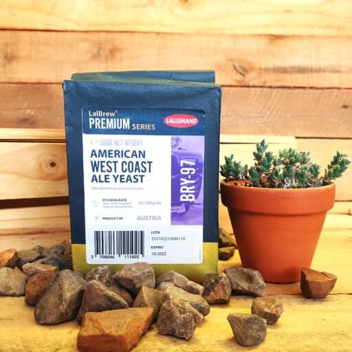 BRY-97 American West Coast Ale Yeast 500g
